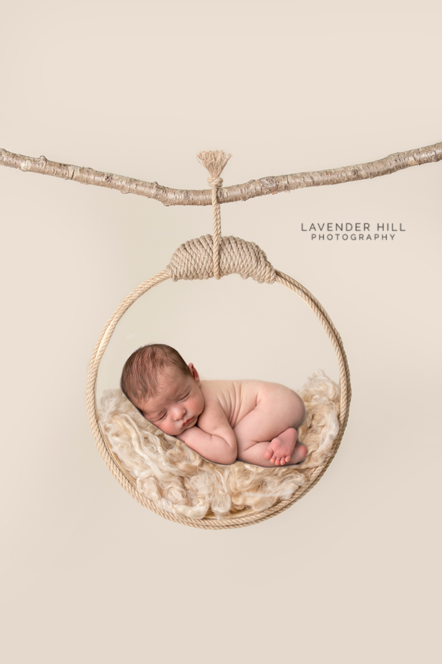Newborn Session – Safety and Compositing